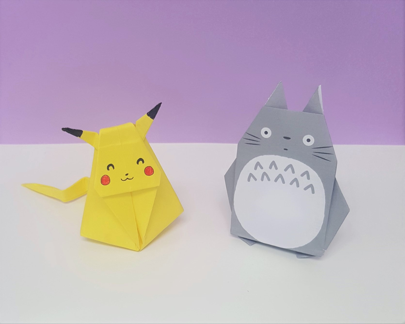 Kawaii Japanese Character Origami Designs You Need To Try ... - photo#21
