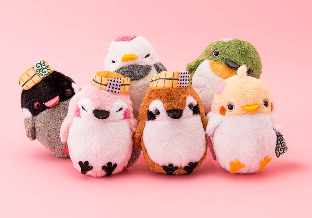 201c2ae6a6adec1e33d545823e7ae3377337c401 september 2018 onsen bird plushies 3