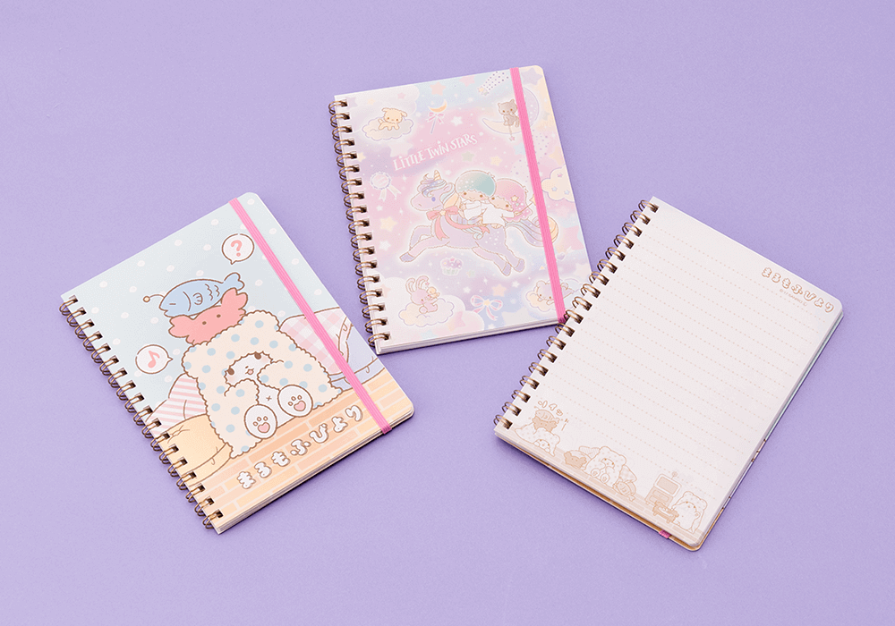 240e8560ceea345cfc9216740dadf94bc13b5ee4 august 2018 kawaii sanrio notebook 2