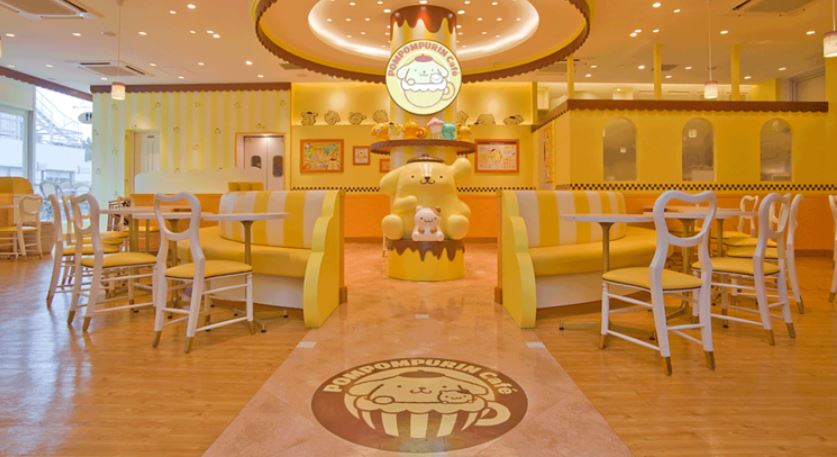 This Super Adorable Pompompurin Caf 233 Will Surely Melt Your