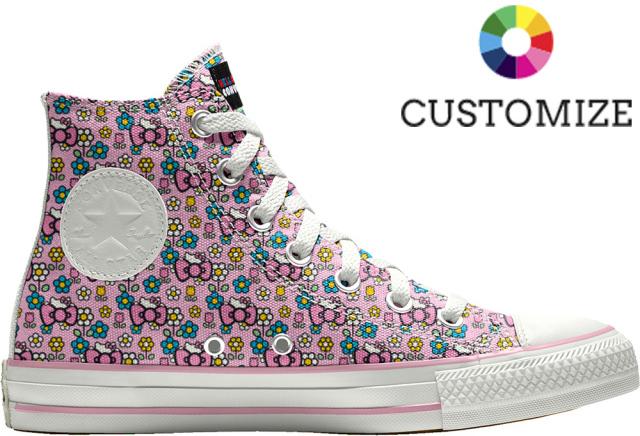 00ad29d7b90a Hello Kitty   Converse Collab is Too Cute!