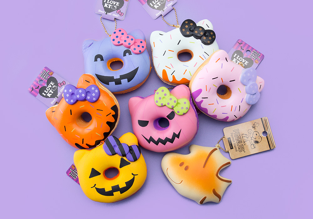 Ec2d6a8bdae868f74f3a0a489d74c48f96f37036 october 2017 hello kitty halloween donut squishy or snoopy woodstock bread squishy 0